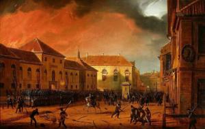 Польское восстание, 1830 год. <br>